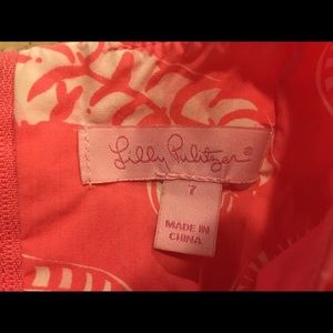 Lilly Pulitzer Dresses - Lilly Pulitzer Girls Lined Dress